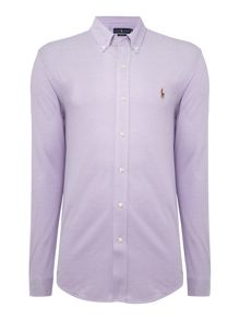 Polo Ralph Lauren Long sleeve pique oxford shirt