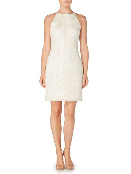 Lauren Ralph Lauren Lydana lace shift dress