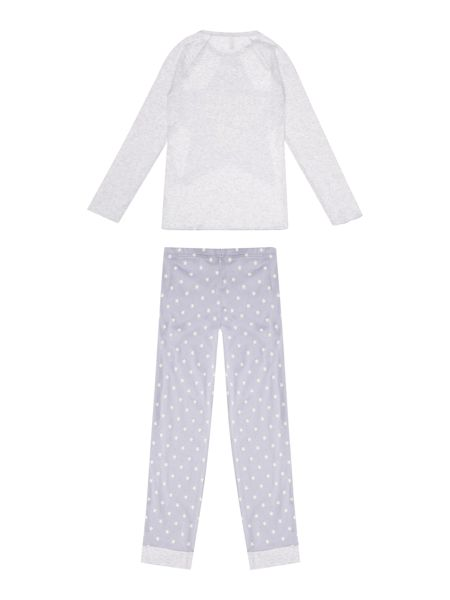 Benetton Girls Long Sleeve Top and Shining Star Leggings