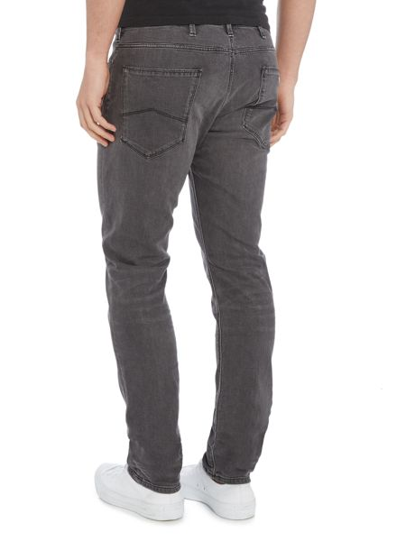 Armani Jeans J06 slim fit light grey jean