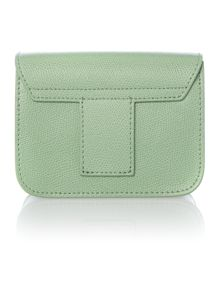 Furla Green mini crossbody bag