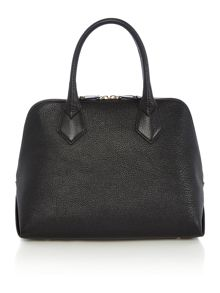 Vivienne Westwood Balmoral black medium dome bag