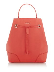 Furla Red bucket bag