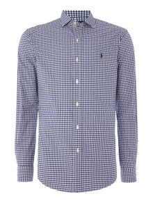 Polo Ralph Lauren Long sleeve slim fit poplin shirt