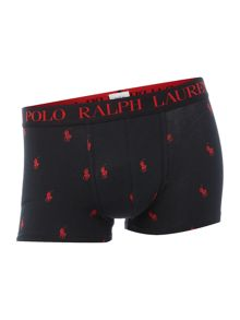 Polo Ralph Lauren Stretch Cotton All Over Pony Trunk