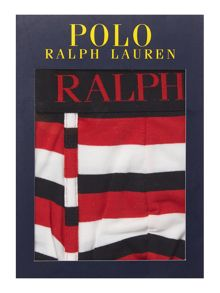 Polo Ralph Lauren Stretch Cotton Stripe Trunk