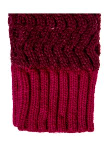 Dickins & Jones Zig Zag Mitten