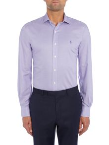 Polo Ralph Lauren Estate Collar Mini Dogtooth Shirt