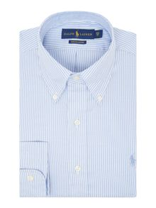 Polo Ralph Lauren Button Down Bengal Stripe Shirt