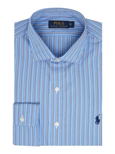 Polo Ralph Lauren Estate Collar Stripe Shirt