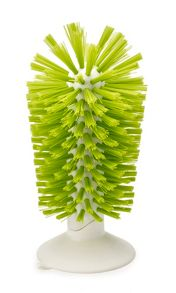 Joseph Joseph Brush-up In-sink Brush, Green
