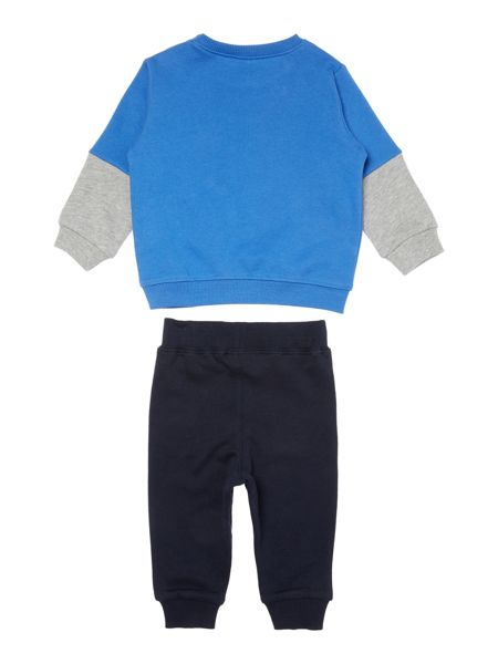 Converse Babys Cool Kids Rock Top and Joggers