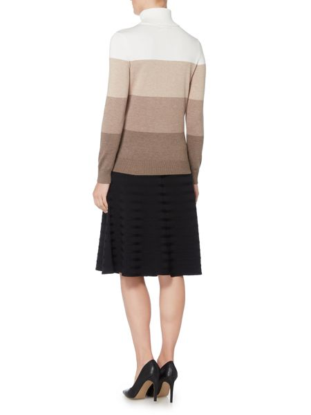 Episode Wool Mix Knit Turtleneck Jumper