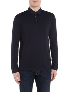 Linea Valence Long Sleeve Polo