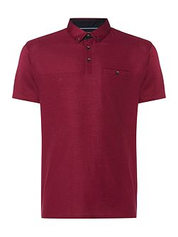 Vesoul Button Down Collar Polo