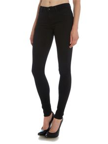 Levi's Innovation super skinny jean in black cove