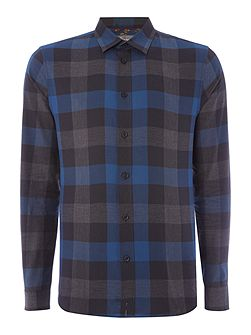 Laval Check Long Sleeve Shirt