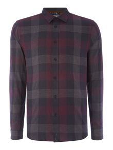 Linea Laval Check Long Sleeve Shirt