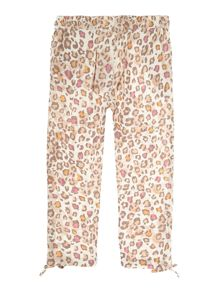 Angel & Rocket Girls Animal Print Trousers