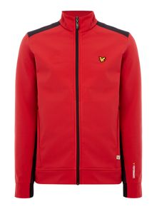 Lyle and Scott Golf Leithen Full Zip Jacket