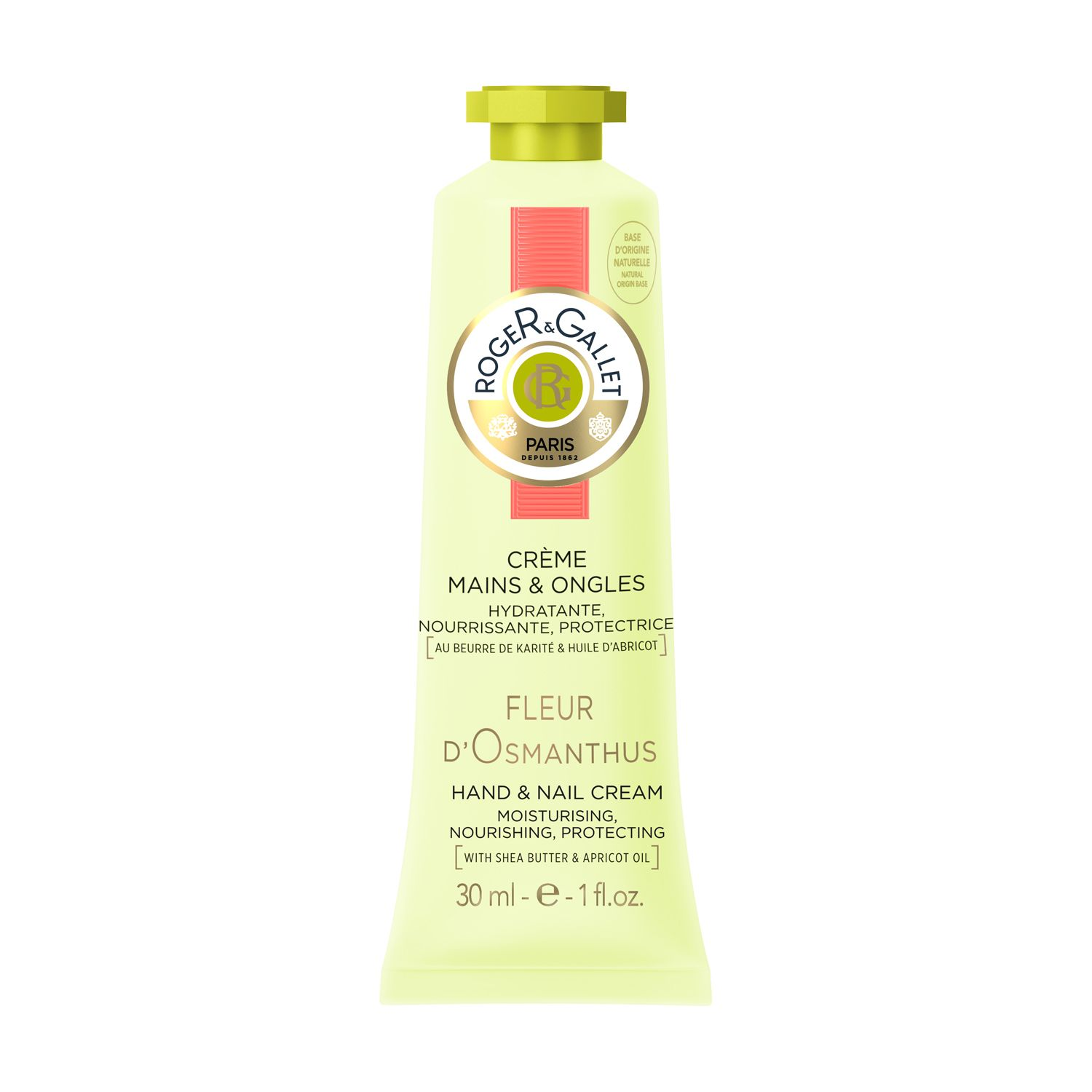 Roger & Gallet Fleur d`Osmanthus Hand & Nail Cream 30ml