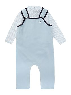 Babys Logo Body Print All-in-One