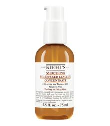 Kiehls Superbly Smoothing Argan Hair Pak 75ml