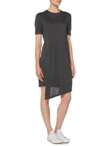 Label Lab Double layer jersey dress
