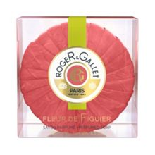 Roger & Gallet Fleur de Figuier Round Soap in Travel Box 100g