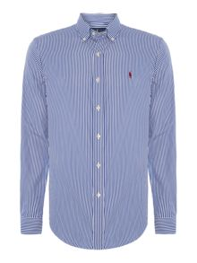 Polo Ralph Lauren Long sleeve poplin bold stripe