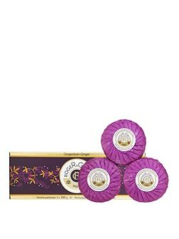 Gingembre Perfumed Soaps 3 x 100g