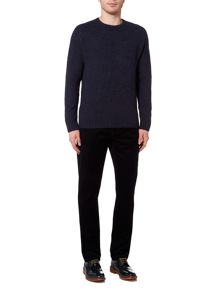 Linea Mansart Tuck Stitch Crew Neck Jumper
