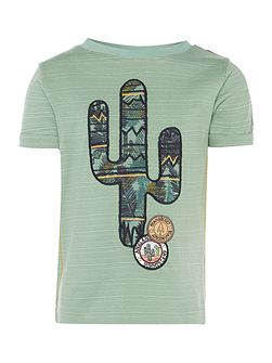 Boys Cactus Graphic T-shirt