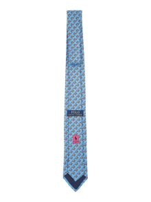 Polo Ralph Lauren Polo Player Print Tie