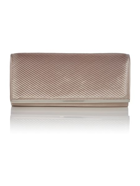 Linea Satin clutch