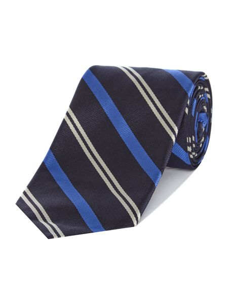 Polo Ralph Lauren Double Stripe Tie