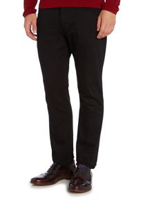 Armani Jeans J23 slim fit black jeans