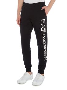 EA7 Large Logo Cuff Pants