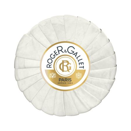 Roger & Gallet Jean Marie Farina Round Soap in Travel Box 100g