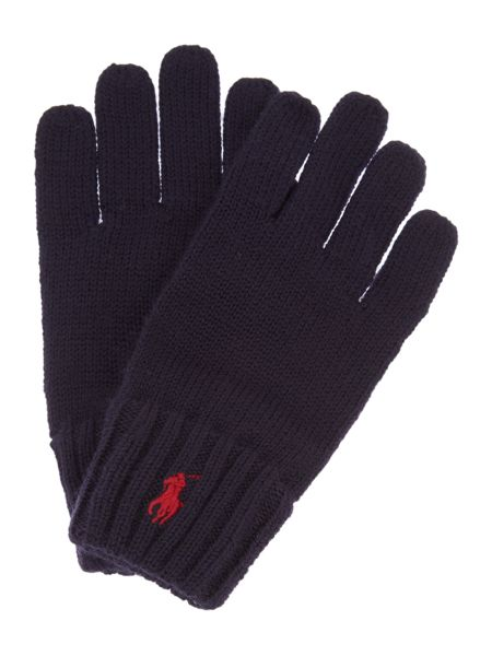 Polo Ralph Lauren Boys Polo Pony Logo Gloves