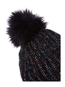 Label Lab Rainbow Knit Hat