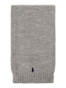 Polo Ralph Lauren Boys Polo Pony Logog Scarf