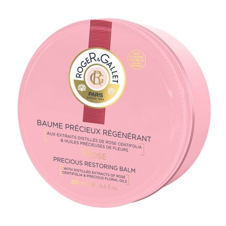 Roger & Gallet Precious Restoring Rose Body Balm 200ml