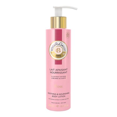 Roger & Gallet Rose Melt-In Body Lotion 200ml