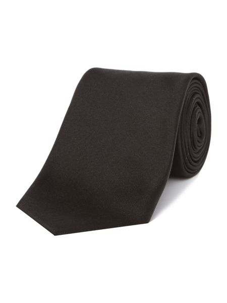 PS By Paul Smith Plain Silk Tie