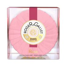 Roger & Gallet Rose Round Soap in Travel Box 100g