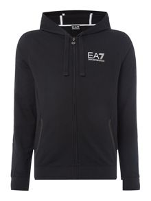 EA7 Train Core ID Full-zip Hoodie