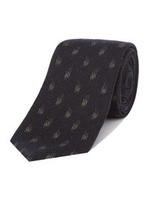 PS By Paul Smith Smudge Spot Print Tie