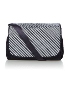 Armani Junior Newborn Nylon Changing Bag