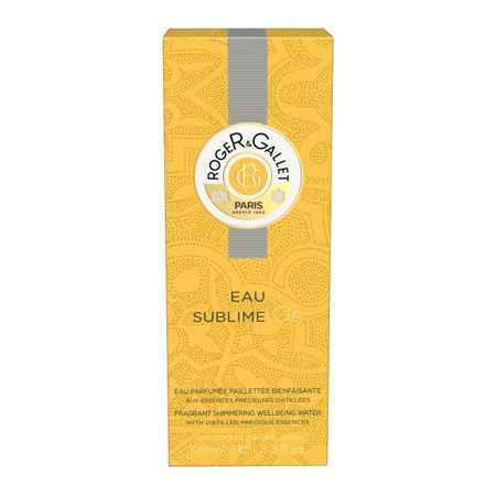Roger & Gallet Bois d`Orange Eau Sublime Or Eau Fraiche 100ml